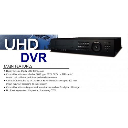 4K UHD DVR