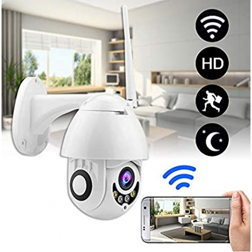 2MP  IP PTZ  Wifi  5X - Zoom