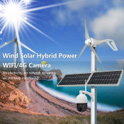 SOLAR  & WIND  SYSTEM