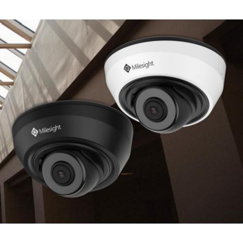 5MP H.265 IR Mini Dome Network Camera